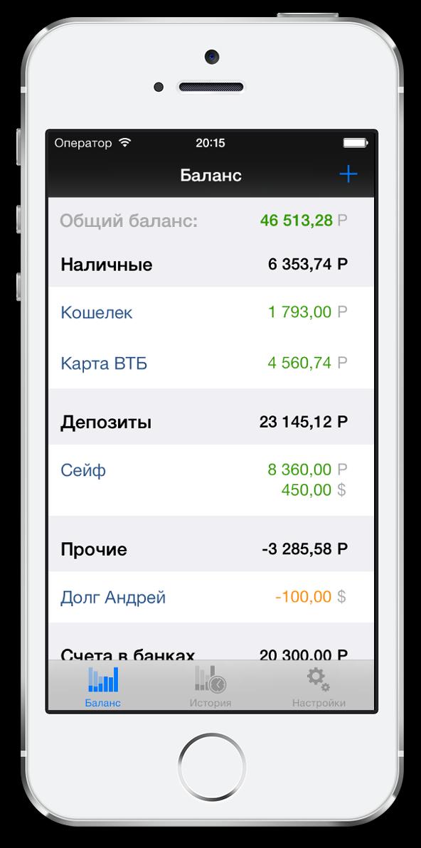 Приложение для iPhone, iPad, iPod